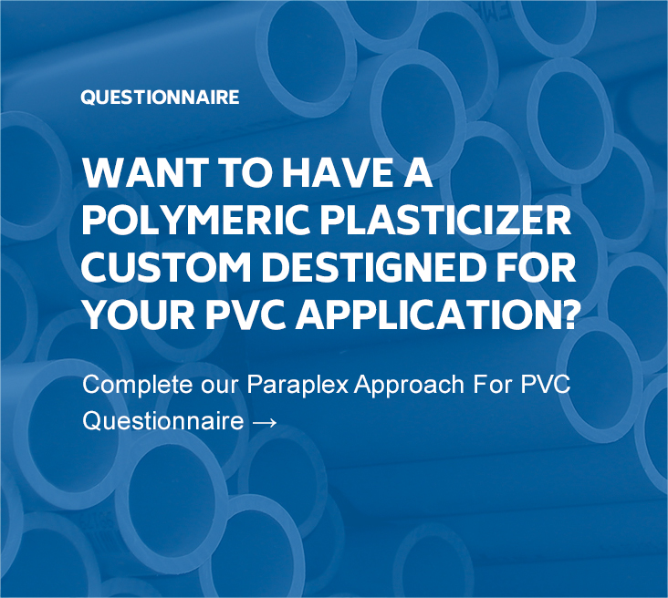Paraplex approach for PVC questionnaire