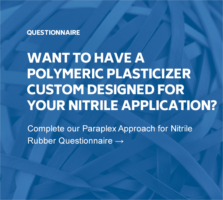 Complete our paraplex approach for nitrile rubber questionnaire