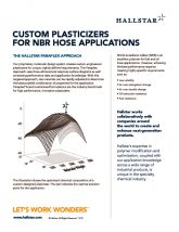 thumbnail of Custom Plasticizers for NBR Hose Applications