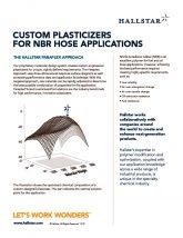 thumbnail of Custom Plasticizers for NBR Hose Applications