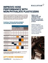 thumbnail of Improve Hose Performance with Non-Phthalate Plasticizers